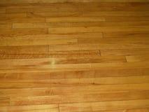 Extracto del suelo de madera de interior Foto de archivo