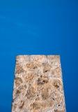 Extracto del tablero de salto de la piscina Fotografía de archivo