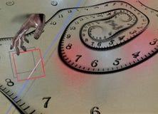 Extracto del tiempo Fotos de archivo