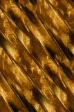 Extracto del vidrio de la ondulación Imagen de archivo