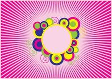 Extracto. diseño Imágenes de archivo libres de regalías