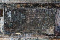 Extracto: Escritura en la pared Fotos de archivo libres de regalías