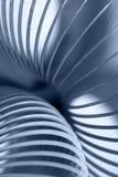 Extracto espiral metálico imagenes de archivo