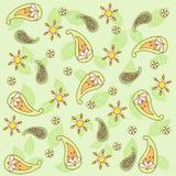 Extracto floral del vector Fotografía de archivo libre de regalías