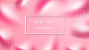 Extracto, fondo de lujo, rosado para los carteles cosméticos u otros libre illustration