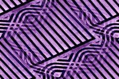 Extracto geométrico Imagenes de archivo