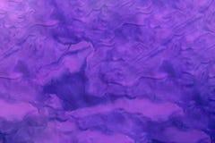 Extracto hecho del plasticine Imagen de archivo libre de regalías
