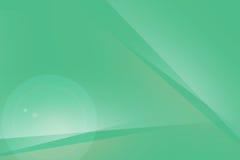 Extracto hermoso del verde del fondo para el web y el diseño stock de ilustración