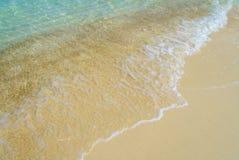 Extracto inconsútil de la textura del agua Fotografía de archivo libre de regalías
