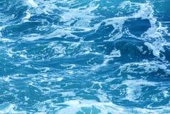 Extracto inconsútil de la textura del agua Foto de archivo libre de regalías