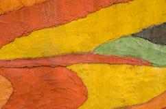 Extracto intrépido y vibrante Foto de archivo libre de regalías