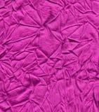 Extracto púrpura de la tela Imagenes de archivo