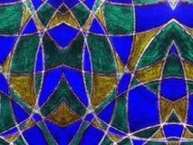 Extracto pintado colorido Imagenes de archivo