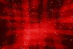 Extracto rojo Imágenes de archivo libres de regalías