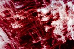 Extracto rojo rosáceo fotografía de archivo