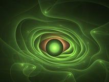 Extracto verde libre illustration