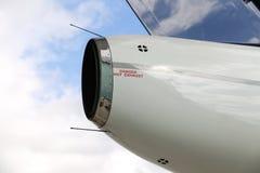 Extractor del jet Imágenes de archivo libres de regalías