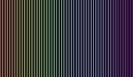 Extrahieren Sie Hintergrund mit Farbstreifen Stockbild