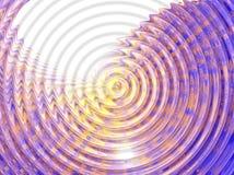Extrahiert Hintergrundnetz-Kreisbeschaffenheit stockbild