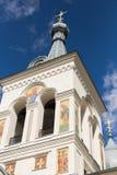 Extrahjälper av den härliga ortodoxa kyrkan Arkivbilder