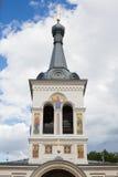Extrahjälper av den härliga ortodoxa kyrkan Fotografering för Bildbyråer