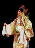 Extrait d'opéra de Cantonese Photo libre de droits