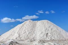 Extraktion av salt Royaltyfri Fotografi