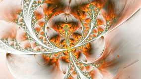 Extraordinary beautiful multi-colored stained-glass butterfly. Abstract fractal symmetrical shapes, digital logarithm for creative graphic, invitations stock image