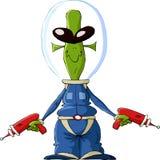 Extraterrestre Imagen de archivo libre de regalías