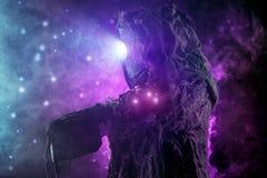 extraterrestre photo libre de droits