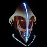 extraterrestrial Immagine Stock Libera da Diritti