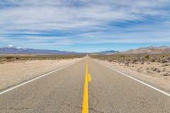 Extraterrestrial autostrada obraz stock