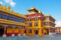 Extravagance buildings. The photo was taken in Taikang County Daqing city Heilongjiang province,China Stock Image