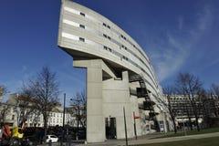 Extravagante Architektur Lizenzfreie Stockfotografie