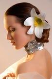 Extravagante Braut Stockbild