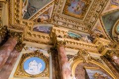 Extravagante huizen in de Brekersherenhuis van Amerika Royalty-vrije Stock Foto's