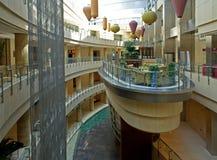 Extravaganter chinesischer Innenraum Stockbilder