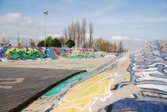 Extreem sportenpark Stock Afbeeldingen
