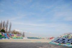 Extreem sportenpark Royalty-vrije Stock Afbeeldingen
