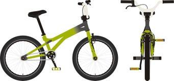 Extrem bicycle royalty free stock image