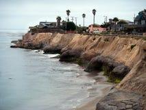 Extrem erosion Arkivbilder