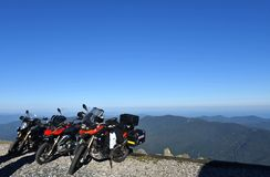 Extrem New Hampshire Staats-USA Washington Gebirgs lizenzfreies stockbild