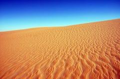 extrem sand Arkivfoto