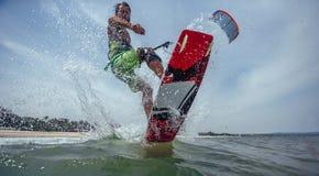 extrem sport Royaltyfria Foton