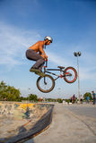 Extrem sport. Royalty Free Stock Images