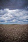 Extremadura-Landschaft Stockfoto