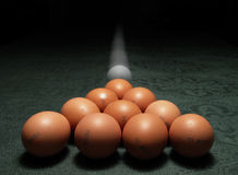 Extremal Billiard Royalty Free Stock Photo