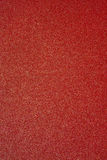 Extreme Abstract Closeup Of Red Sheet Of Sandpaper Royalty Free Stock Photo