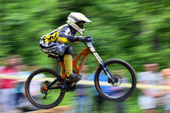 Extreme bike Royalty Free Stock Photography