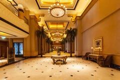 Extreme binnenlandse luxe stock afbeelding